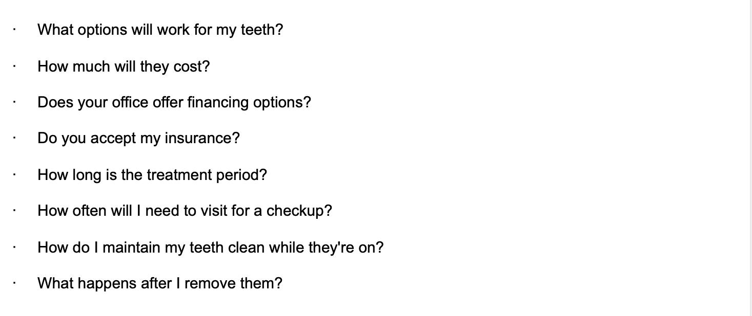 Adult braces treatment in Dallas